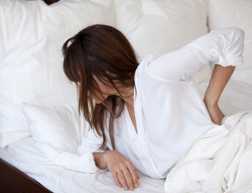 Problemy z kręgosłupem – jaki materac wybrać?