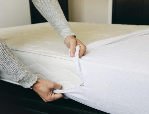 Jak często powinno się prać materac?